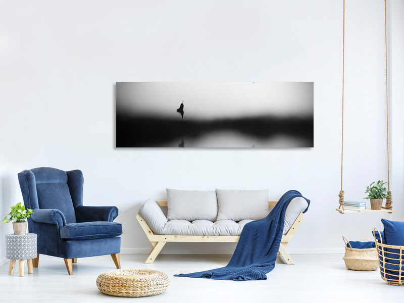 Panoramic Canvas Print Conscience