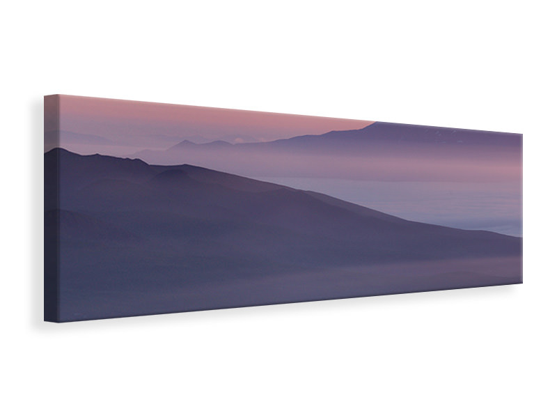 Tableau sur Toile Panoramique Good Night, Iturup