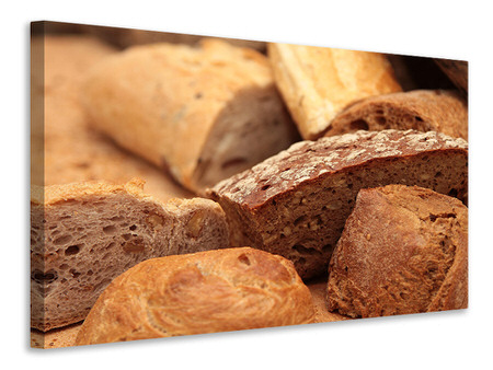Canvas print The breads