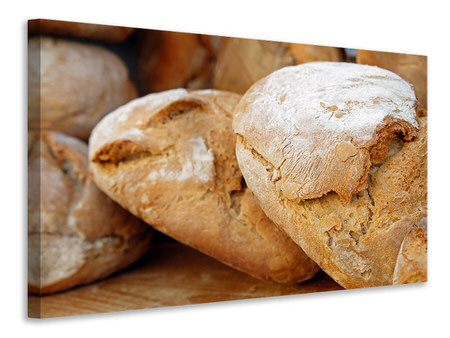 Canvas print Healthy bread