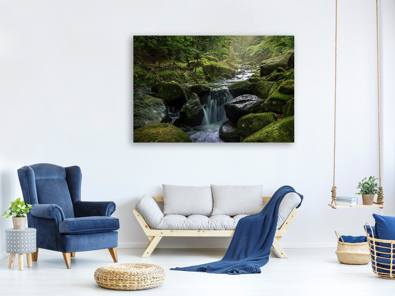 Canvas print Calming view