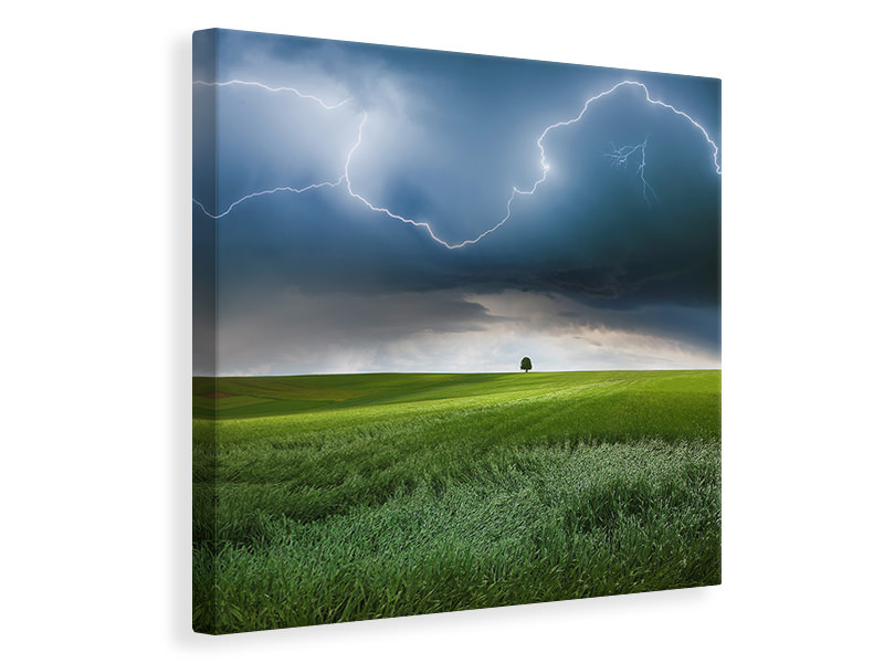 Canvas print Someplace In Summer