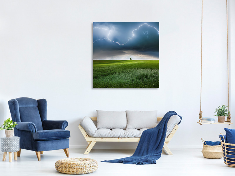 Tableau sur toile Someplace In Summer