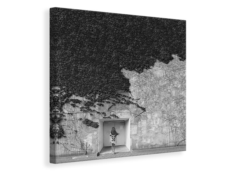 Canvas print Transience