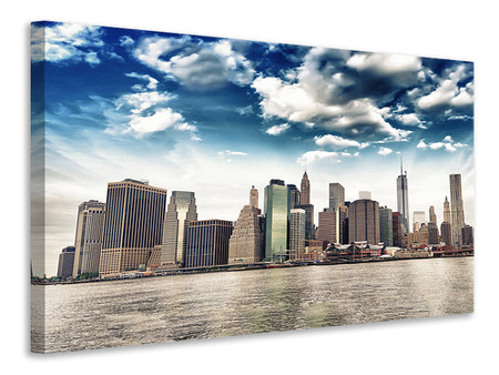 Canvas print NYC From The Other Side